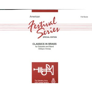 Classics in Brass for Soloists and Band AFSSE #2