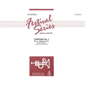 American Festival Series Special Edition - Symphony No. 3
