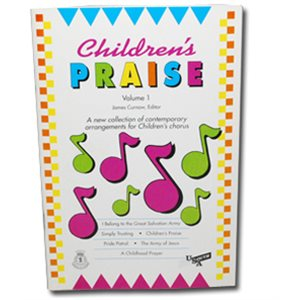 CHILDREN'S PRAISE VOL 1 BOOK