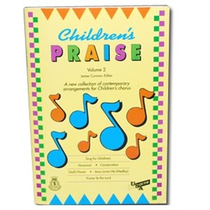 CHILDREN'S PRAISE VOL 2 BOOK