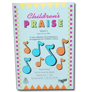 CHILDREN'S PRAISE VOL 3 BOOK