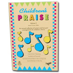 CHILDREN'S PRAISE VOL 5 BOOK
