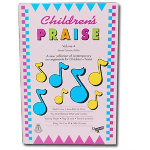 CHILDREN'S PRAISE VOL 4 BOOK