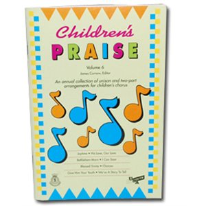 CHILDREN'S PRAISE VOL 6 BOOK