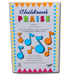 CHILDREN'S PRAISE VOL 7 BOOK