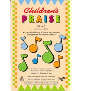 CHILDREN'S PRAISE VOL 8 BOOK