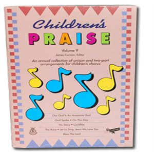 CHILDREN'S PRAISE VOL 9 BOOK