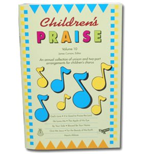 CHILDREN'S PRAISE VOL 10 BOOK