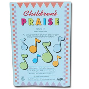CHILDREN'S PRAISE VOL 11 BOOK