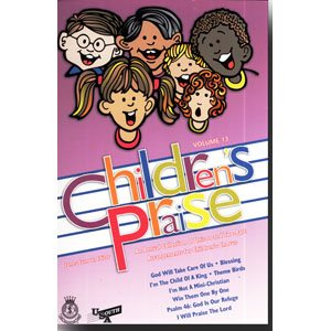 CHILDREN'S PRAISE VOL 13 BOOK