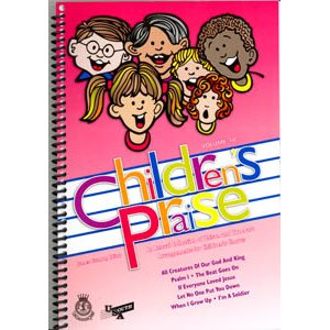 CHILDREN'S PRAISE VOL 14 BOOK