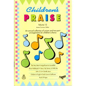 CHILDREN'S PRAISE VOL 12 BOOK