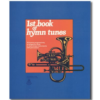 1st Book of Hymn Tunes