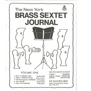 Brass Sextet Journal #1