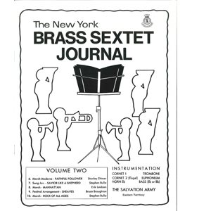 Brass Sextet Journal #2
