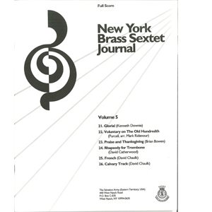 Brass Sextet Journal #5