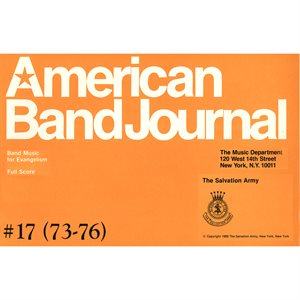 American Band Journal 17 (73-76)