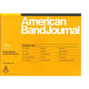 American Band Journal 33 (148-152)