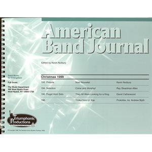 American Band Journal 43 (193-196) Christmas 1999