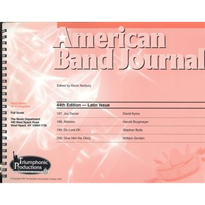 American Band Journal 44 (197-200)