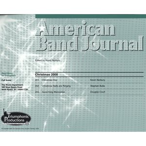 American Band Journal 45 (201-203) Christmas 2000