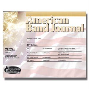 American Band Journal 56 (243-246) Spring 2006