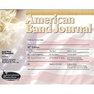 American Band Journal 60 (260-263) SPRING 2008