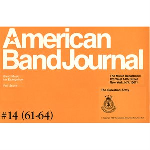 American Band Journal 14 ( 61-64) LG SET