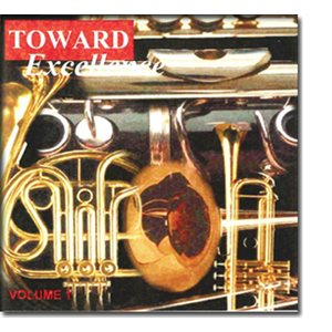 TOWARD EXCELLENCE VOLUME 1 ACC CD