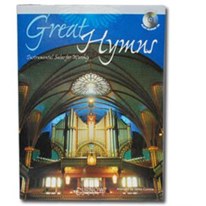 GREAT HYMNS PART PIANO / ORGAN