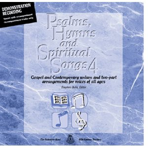 PSALMS / HYMNS SPRTUL CD #4