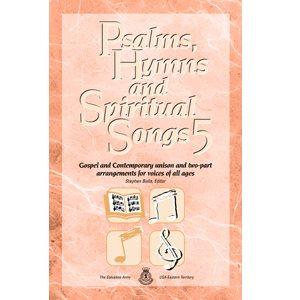 PSALMS, HYMNS #5 BOOK