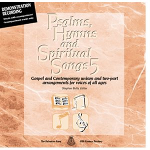 PSALMS / HYMNS SPRTUL CD #5