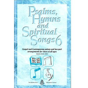 PSALMS, HYMNS #6 BOOK