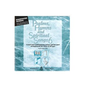 PSALMS / HYMNS SPRTUL CD #6