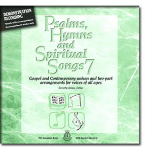 PSALMS / HYMNS SPRTUL CD #7