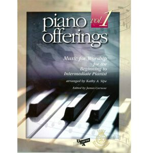 PIANO OFFERINGS VOL. 1 BOOK&CD