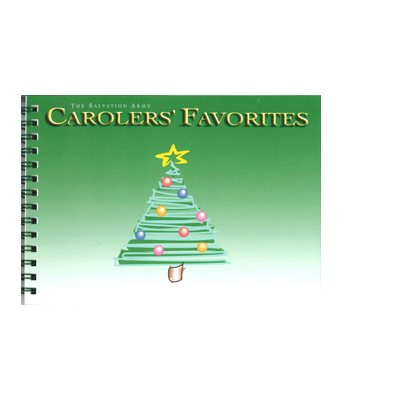 Carolers' Favorites 2Nd Eb Instrument Treble Clef
