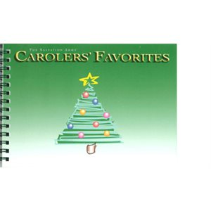 Carolers' Favorites 3Rd Alto Clef