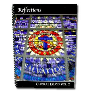 CHORAL ESSAYS VOL. 2 REFLECTIONS