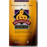 Hallelujah Choruses Songbook Collection 101-200 (Vol. 9-18)