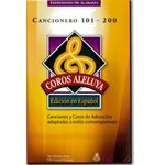 Hallelujah Choruses Spanish Songbook Collection 101-200 (Vol. 9-18)