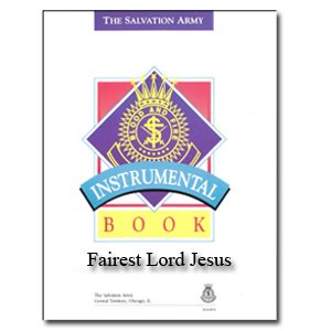 FAIREST LORD JESUS HC#151 DOWNLOAD