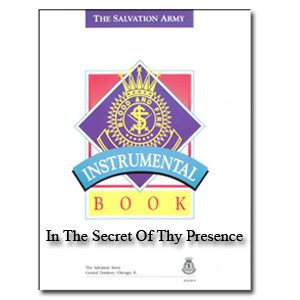IN THE SECRET OF THY PRESENCE HC#35 DOWNLOAD