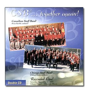 CSB2 TOGETHER AGAIN CD