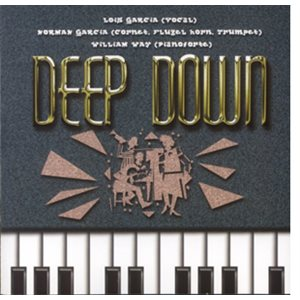 DEEP DOWN (CD)