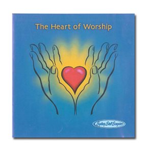 THE HEART OF WORSHIP CD BY SYDNEY STAFF SONGSTERS
