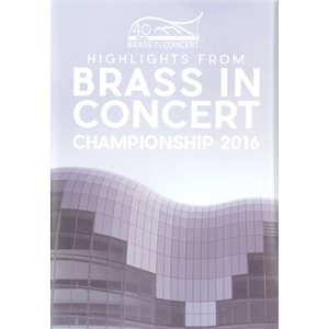 2016 Brass in Concert DVD