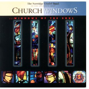 CHURCH WINDOWS CD