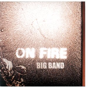 ON-FIRE BIG BAND CD